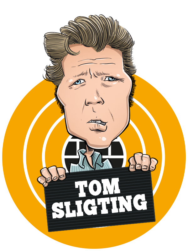 Tom-Sligting